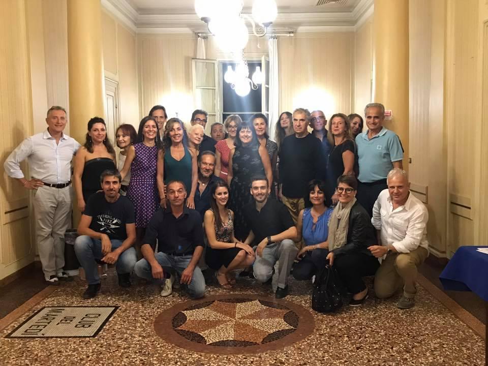 Stage Gratuito con mini Pratica di Tango a Villa Meraville