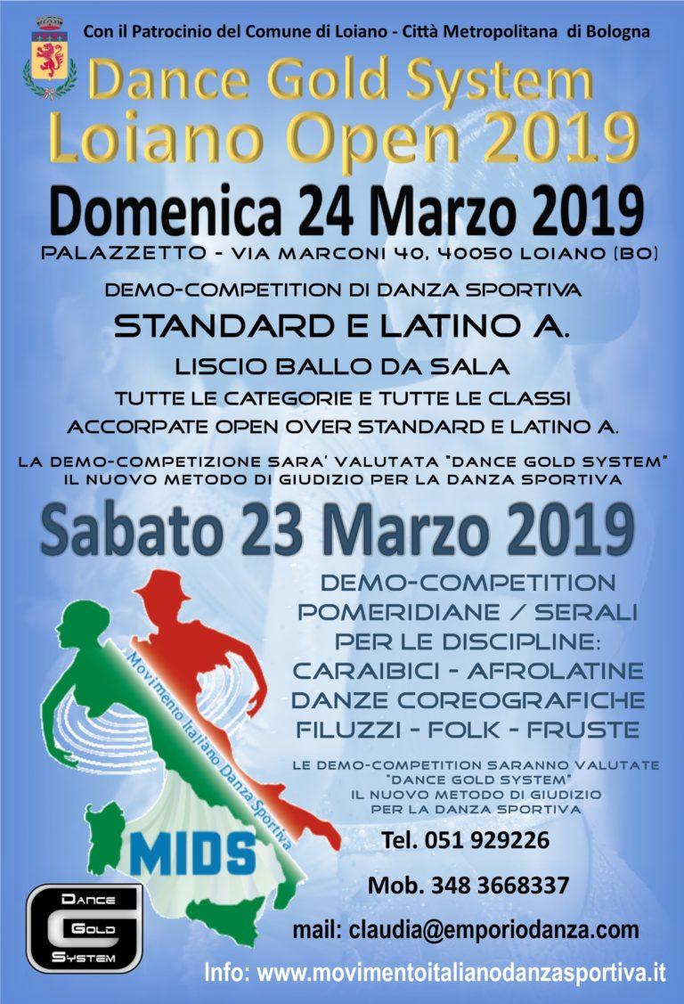 Loiano Open 2019